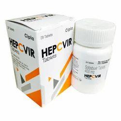 Hepcvir (Sofosbuvir 400mg)