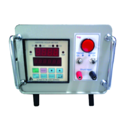 Charge Discharge Type Battery Monitoring Ampere Hour Meter