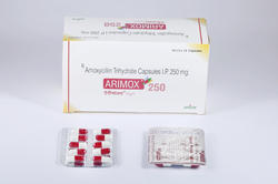 Amoxycillin Trihydrate Capsules IP 250mg