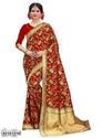 Kanjivaram Poly Silk Saree 621S1214