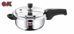 Stainless Steel Outer Lid 3.5 Ltr Pressure Pan