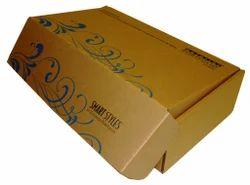 Brown Multi Colour Printed Boxes