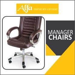 Leatherete Manager Chair