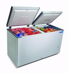 White Deep Freezer, Capacity: 100 To 700 Lts