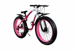 PINK PRIME FREEDOM FAT TYRE CYCLE