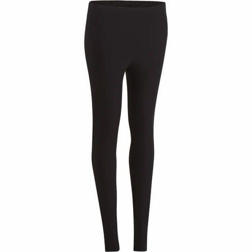 27438dccd67c04 Black Cotton Ladies Ankle Length Legging, Size: S, M, L, XL,XXL,XXXL ...