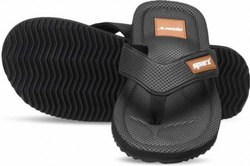 Casual Wear Black Sparx SFG2093 Slipper