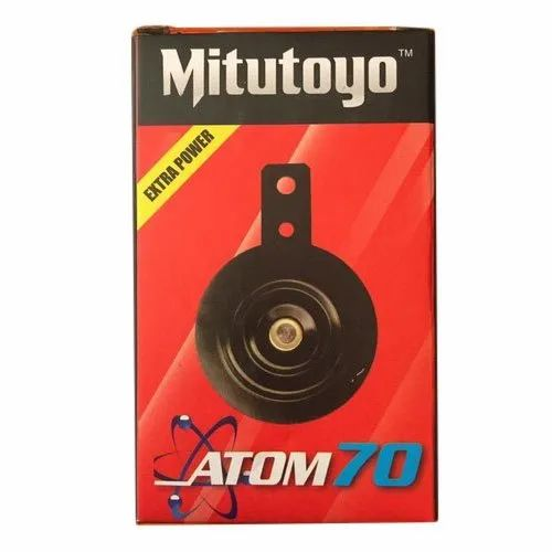 Mitutoyo Motorcycle Horns, For Automobile