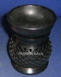 Black Aroma Oil Burner