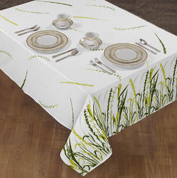 Border Print Table Cloth