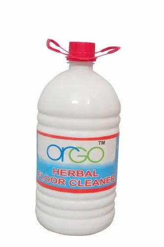 5 Liter Orgo Lime Herbal Floor Cleaner