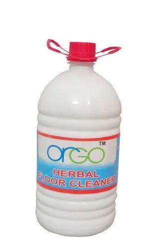 5 Liter Orgo Lime Herbal Floor Cleaner