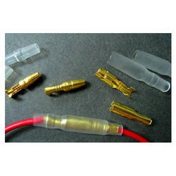 Bullet Connectors Cables At Rs 2 3 Pair कन क टर क बल य जक क बल Drs Electronic Noida Id 18816259355