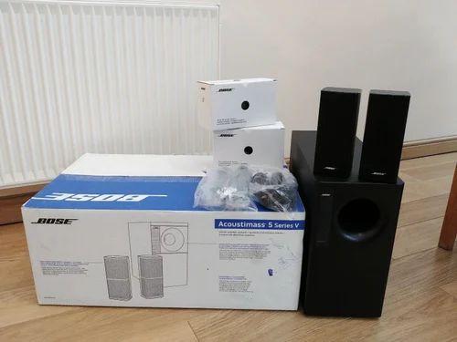 Bose acoustimass 6 series v home theater speaker system black bose acoustimass 6 series v home theater speaker system black publicscrutiny Choice Image