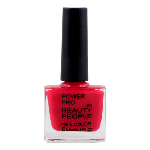 Beauty People Power Pro Nail Polish, Pack Size: 9.9 Ml, Rs 50 /per ...