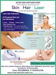 Laser Hair Removal Services In Jaipur ल जर ह यर