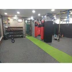 EPDM Gymnastic Rubber Flooring