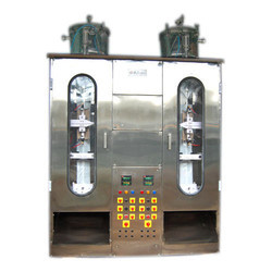 Automatic Double Head Oil Packing Machine