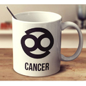 Mug With Horoscope Sign Printed