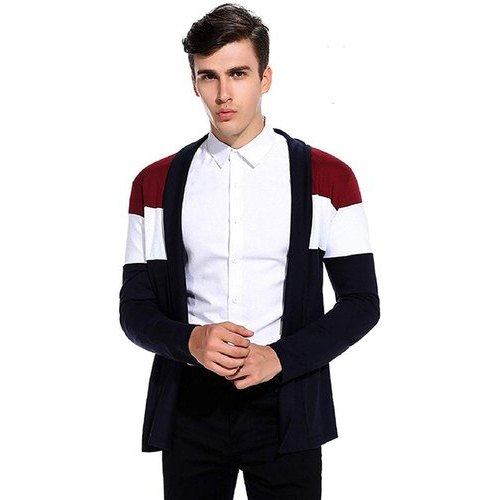 Cotton Mens Fashionable Shrug