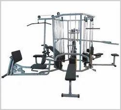 帕斯纤维科技八站健身馆