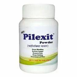 Ayurvedic Medicine Pilexit Powder