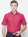 Mens Red Formal Shirts