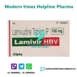 Buy Online Lamivir 100Mg-150Mg suppliers-exporters price India-Russia-China