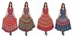 Flower Print Dresses