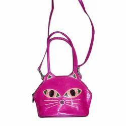Pink Jaysree Cat Coin Bag