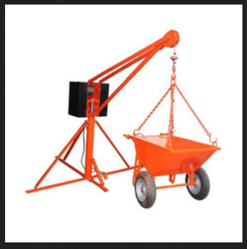 Construction Mini Lift Capacity 0 05 Ton Rs 53500 Piece Id