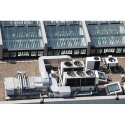 Mild Steel Hvac System, Capacity: 150 Tr