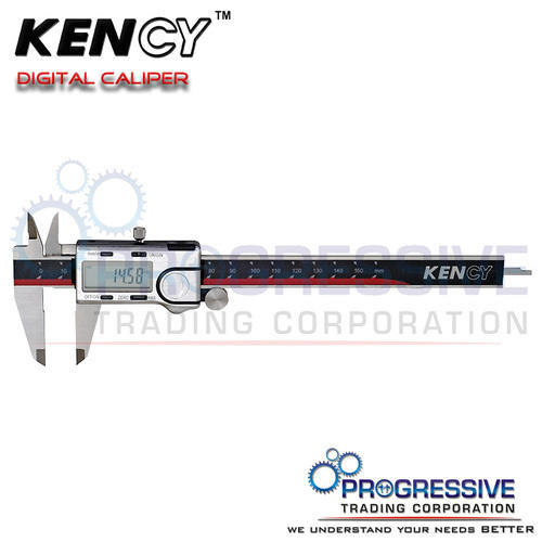 Kency Digital Caliper, Accuracy: 0.01MM, Size/Dimension: Upto 1500mm
