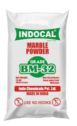 Indocal BM-32 Uncoated Ground Calcium Carbonate, Packaging Type: PP Bag, Packaging Size: 25 Kg