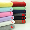 Polyester Fleece Knitted Fabric