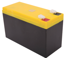 12 volt 7.5 AH Battery