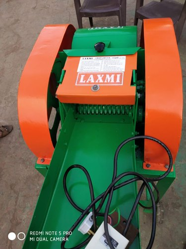 Motor 2 Blade Chaff Cutter, Model: hm-4, 2 Hp