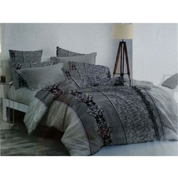Sig. Miami Printed Bed Sheet
