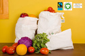 organic cotton vegetable bags
