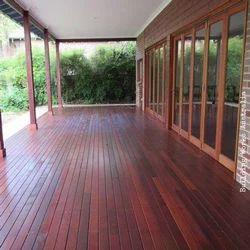 Merbau Exterior Deck Wood