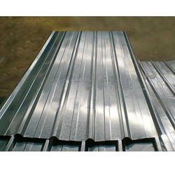 Steel / Stainless Steel Stainless Steel Roofing Sheets, Thickness: 1 - 5 Mm