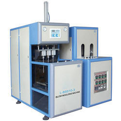 MG-880 Semi-Automatic Stretch Blow Moulding Machine
