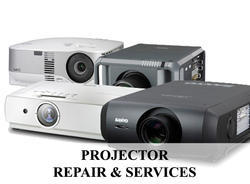 Projector Service And Repair, Surat