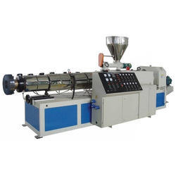 Fully Automatic Twin Screw Extrusion Machine