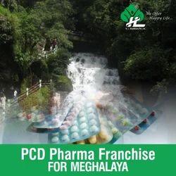 Pharma Franchise for Meghalaya