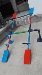 4 Seater Outdoor Seesaw