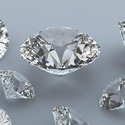 Real Round Cut Diamond