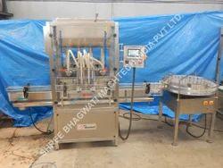 Viscous Liquid Filling Machines