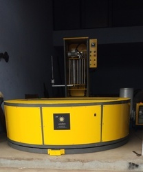 Heavy Reel Stretch Wrapping Machine