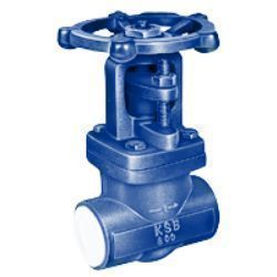 KSB Forged Globe Valve